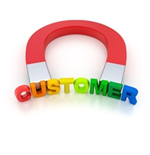 روشهای جذب مشتری