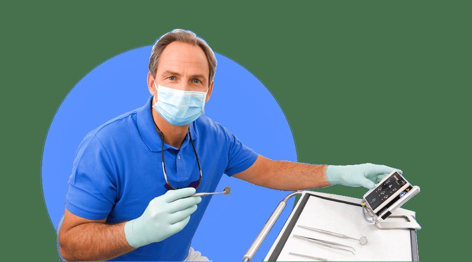 مشاور مدیریت دندانپزشکی
