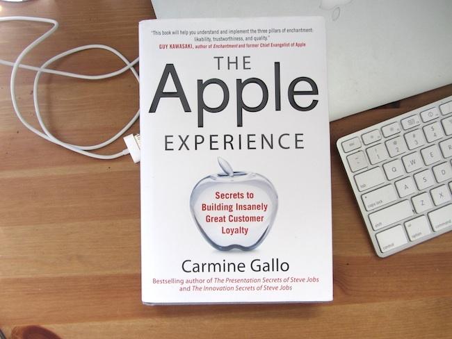 کتاب تجربه اپل