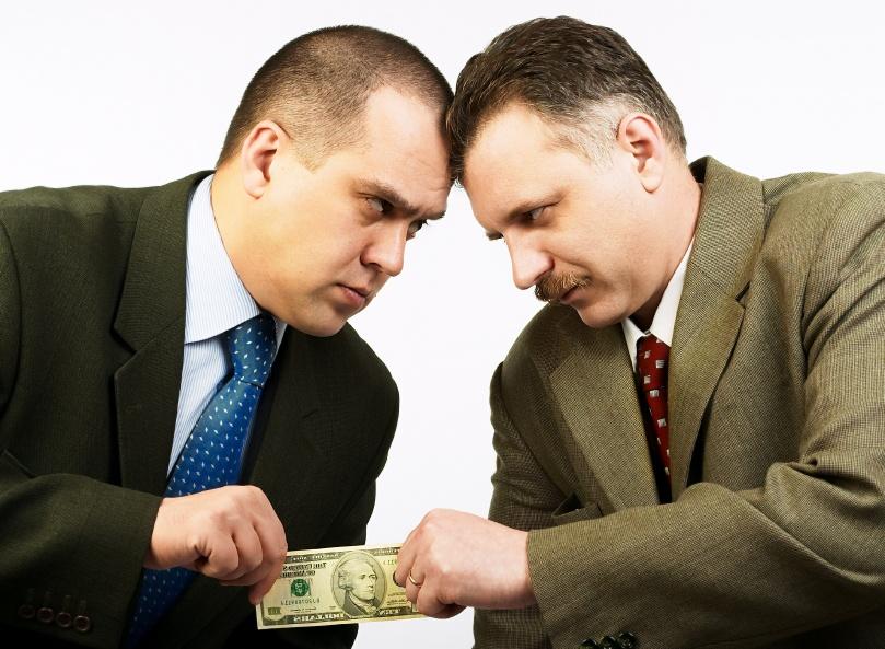 رفتار رقابتی در مذاکره