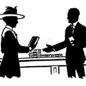 فروشنده حرفه ای