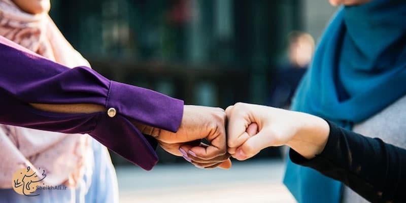 چگونه با خانواده و دوستان مذاکره کنیم؟